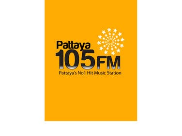 #67 for Design a Logo for Pattaya 105FM by creativeartist06