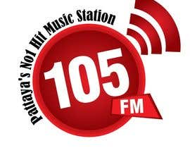 #1 cho Design a Logo for Pattaya 105FM bởi igraphicdesigner