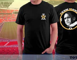 #24 untuk Design a T-Shirt for a football club oleh totta00spy