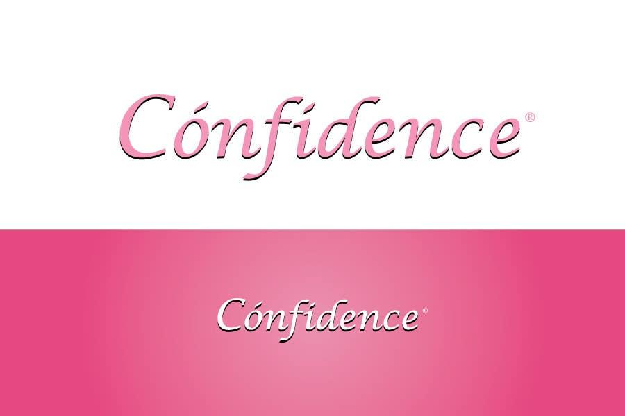 Inscrição nº 232 do Concurso para Logo Design for Feminine Hygeine brand - Confidence