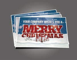 #8 untuk Design some Stationery for Corporate Christmas Card oleh abdelaalitou