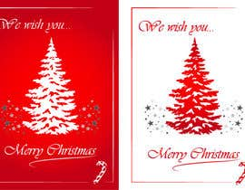 Merche tarafından Design some Stationery for Corporate Christmas Card için no 5