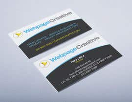 nº 27 pour WEBPAGECREATIVE-BUSINESS!!!CARDS par HammyHS