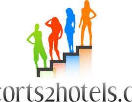 #14 for Design et Logo for escorts2hotels.com af tanveer230