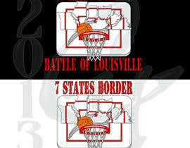 #26 para Design a Logo for Youth Basketball Tournament por HillsArt
