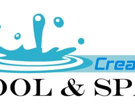 #69 for Design a Modern Logo for Creative Pools and Spas by TranServe