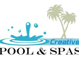 #70 for Design a Modern Logo for Creative Pools and Spas by TranServe
