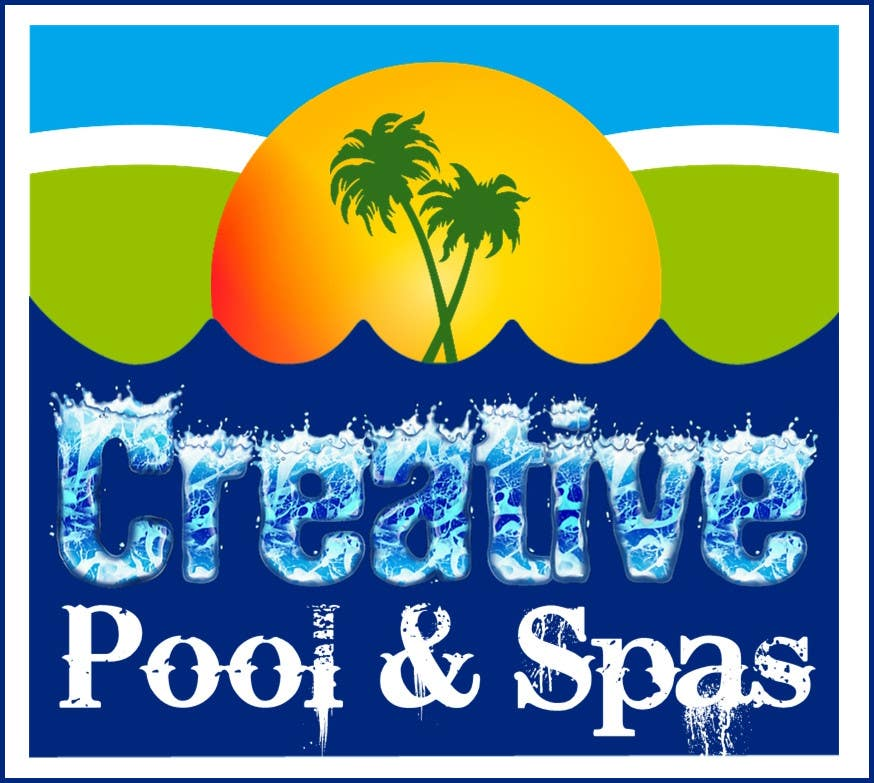 Contest Entry #113 for Design a Modern Logo for Creative Pools and Spas