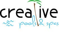 Graphic Design Contest Entry #156 for Design a Modern Logo for Creative Pools and Spas