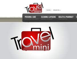 nº 103 pour Graphic Design for Logo for Travel Mini par rivera919