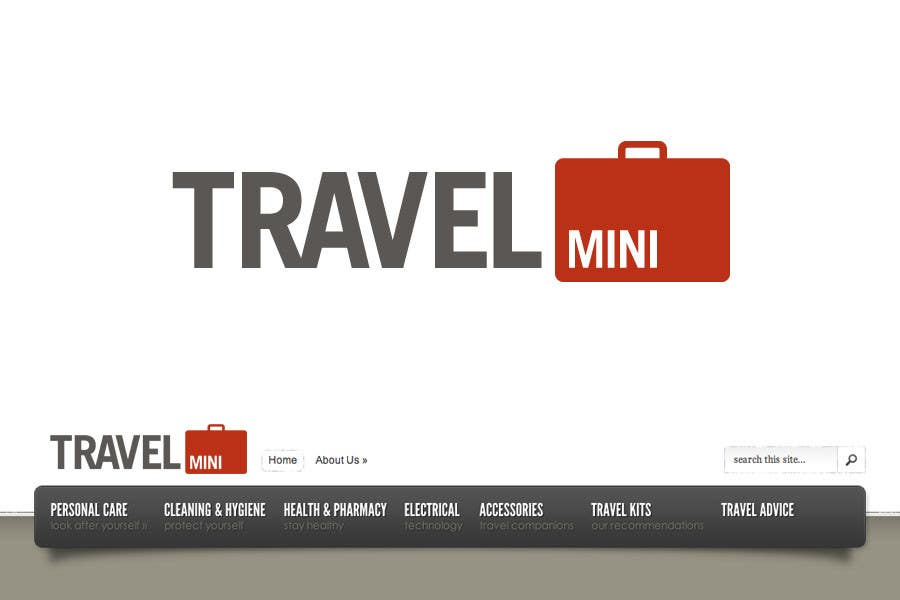 #21 for Graphic Design for Logo for Travel Mini by somensato