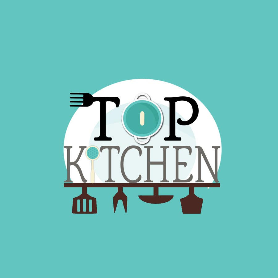 Entry #77 by jhosser for Design a logo for an Online Kitchen shop ...
