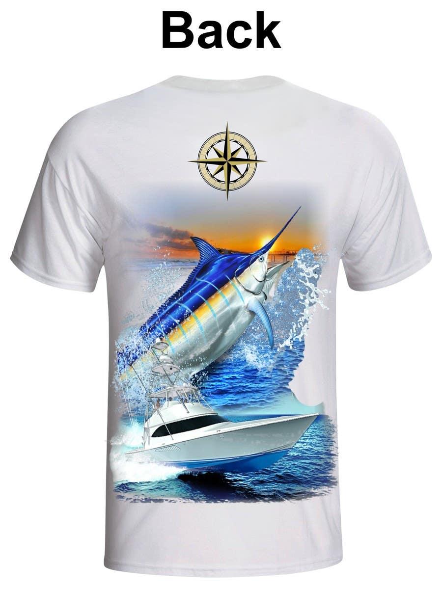 Kilpailutyö #5 kilpailussa Southern Cross T Shirt Design Contest - repost