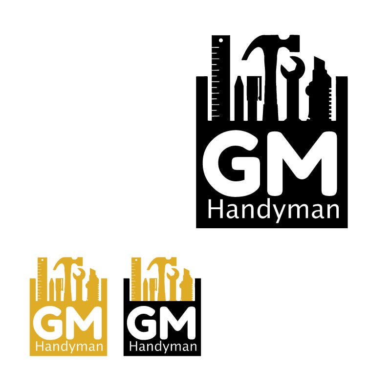 entry 23 by vimadrigal for need a logo design for a handyman