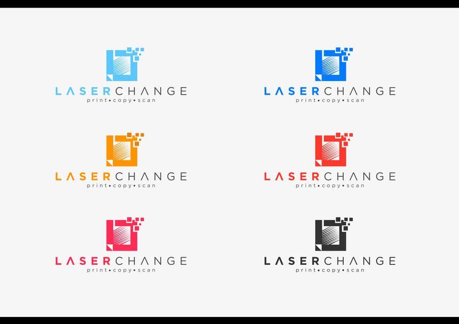 Inscrição nº 177 do Concurso para Design a Logo for Laser Change