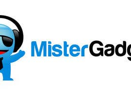 "#95 for Сreate a logo for online gadget store ""MisterGadget"" af rivemediadesign"