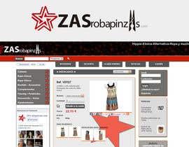 nº 60 pour Re-diseño de logotipo e imagen de cabecera nuestra tienda online par thenomobs