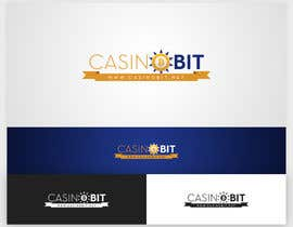 #50 para re-Design a Logo for Casinobit.net por lemuriadesign