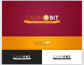 #129 para re-Design a Logo for Casinobit.net por lemuriadesign