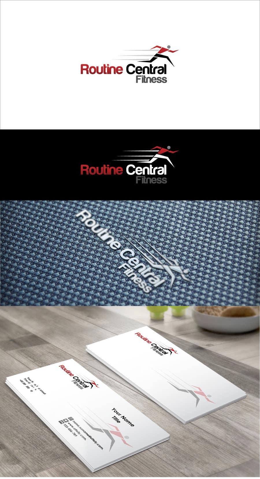 Penyertaan Peraduan #32 untuk Design a Logo for new Fitness Company