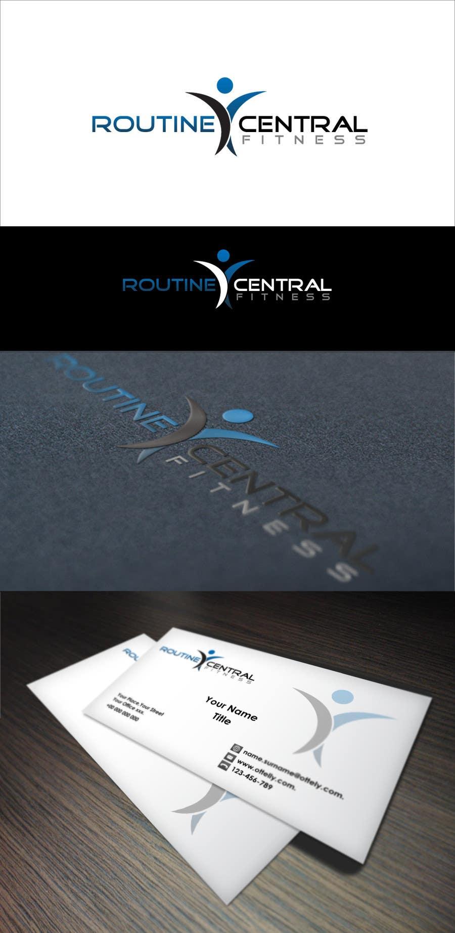 Penyertaan Peraduan #35 untuk Design a Logo for new Fitness Company