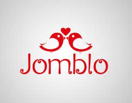 a new logo of dating social media website jomblo freelancer