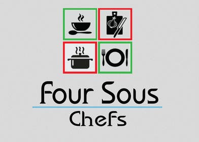#50 for Design a Logo for Sous Chefs af gpatel93
