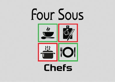#55 for Design a Logo for Sous Chefs af gpatel93