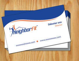 #58 para Design a Logo for NeighborFit por subir1978