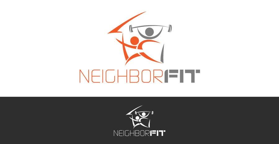 Inscrição nº 92 do Concurso para Design a Logo for NeighborFit