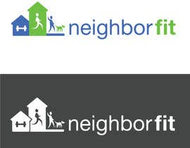 #52 para Design a Logo for NeighborFit por Minxtress