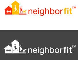 #119 para Design a Logo for NeighborFit por Minxtress