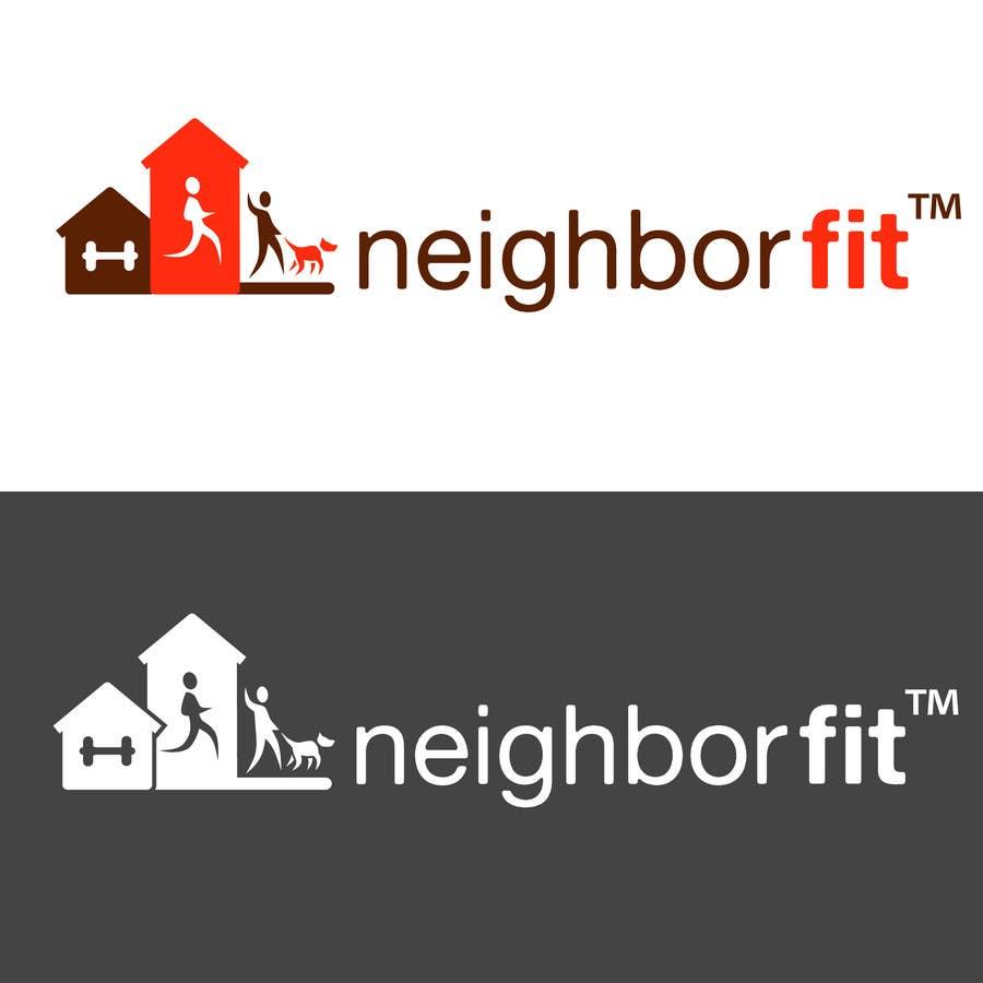 Inscrição nº 123 do Concurso para Design a Logo for NeighborFit