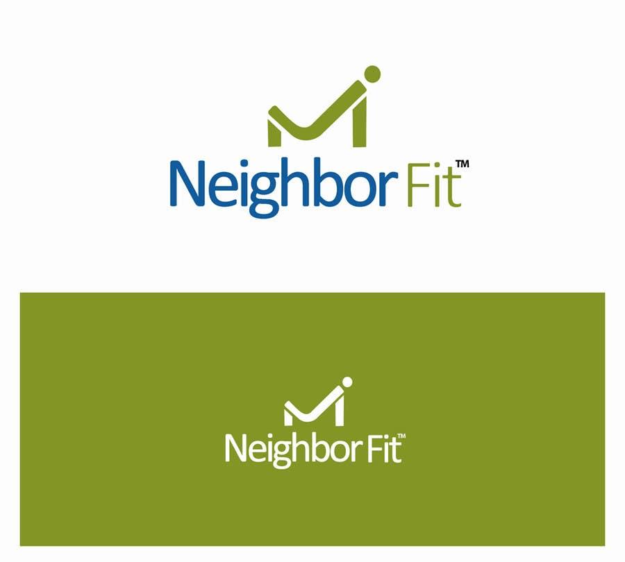 Inscrição nº 81 do Concurso para Design a Logo for NeighborFit