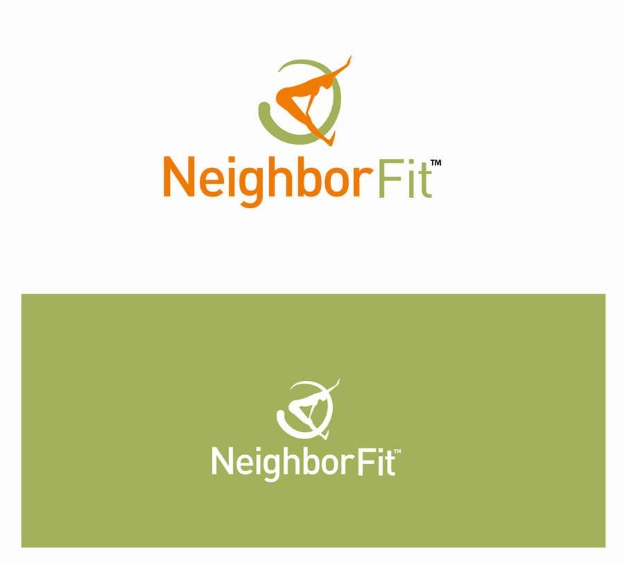 Inscrição nº 84 do Concurso para Design a Logo for NeighborFit