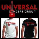 Bài tham dự #14 về Graphic Design cho cuộc thi Universal Concert Group