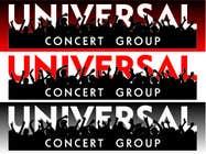 Bài tham dự #24 về Graphic Design cho cuộc thi Universal Concert Group