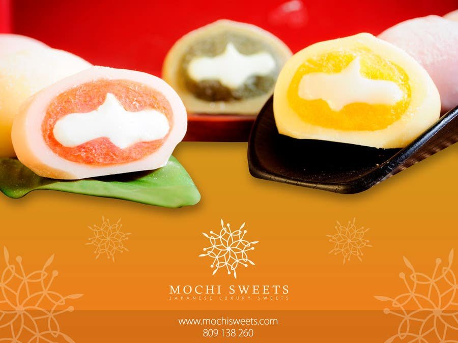 Famous MOCHI SWEETS Now in Manila!