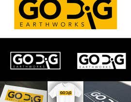 #31 для Logo & Stationery Design for GO DIG EARTHWORKS от hoch2wo