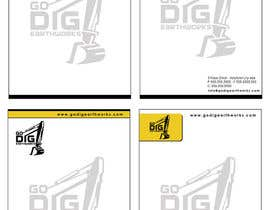 #116 para Logo & Stationery Design for GO DIG EARTHWORKS por mohyehia