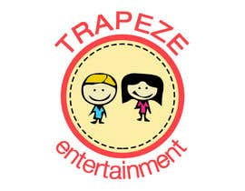 #36 para Design a Logo for Trapeze Entertainment por bluestormx