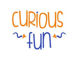 #232 for Design a Logo for 'Curious Fun' by Minxtress