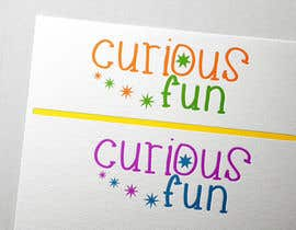 #158 for Design a Logo for 'Curious Fun' by developingtech
