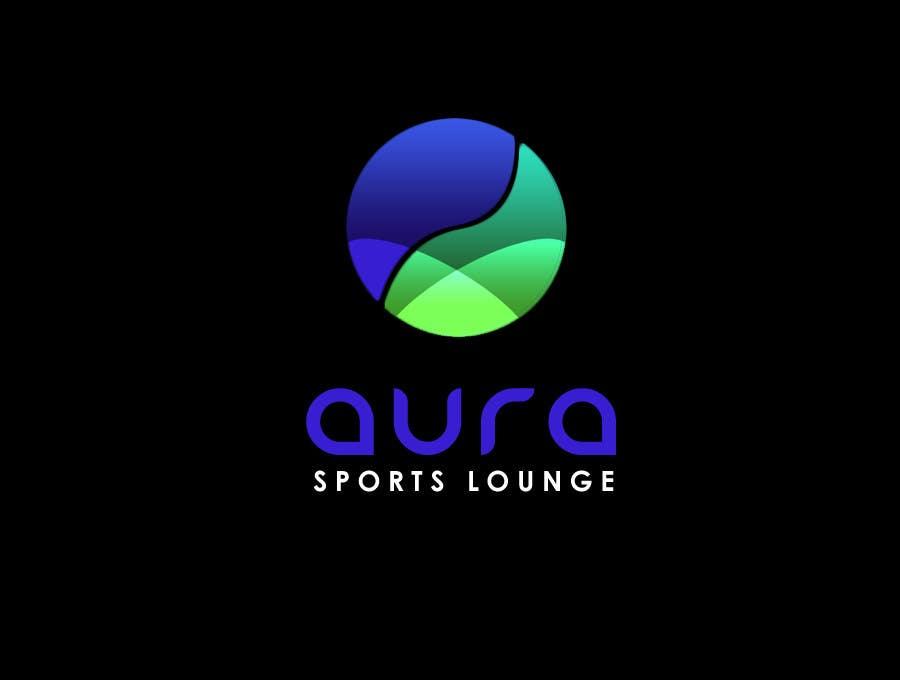 Kilpailutyö #5 kilpailussa AURA Sports Lounge - LOGO