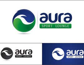 #64 para AURA Sports Lounge - LOGO por Creative00