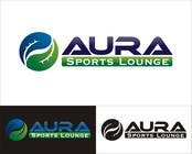Graphic Design Contest Entry #31 for AURA Sports Lounge - LOGO