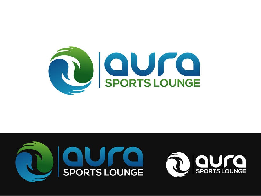 Contest Entry #69 for AURA Sports Lounge - LOGO