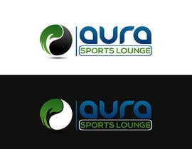 #76 for AURA Sports Lounge - LOGO af texture605