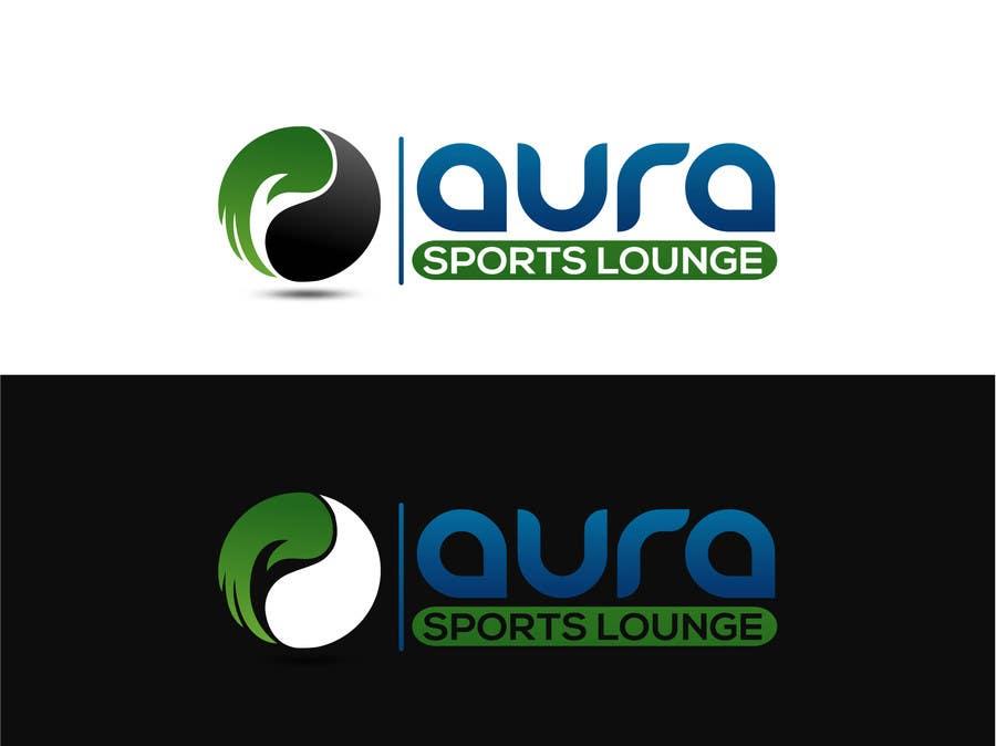 Kilpailutyö #79 kilpailussa AURA Sports Lounge - LOGO