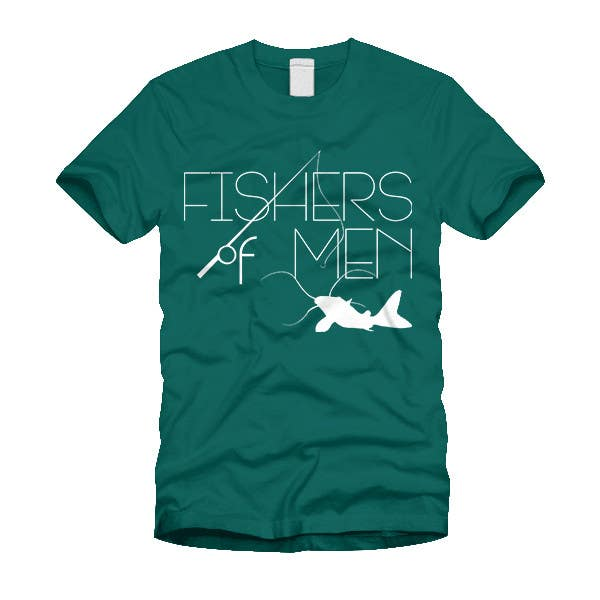 #30 for Fishers of Men T-shirt design contest by andrea0705